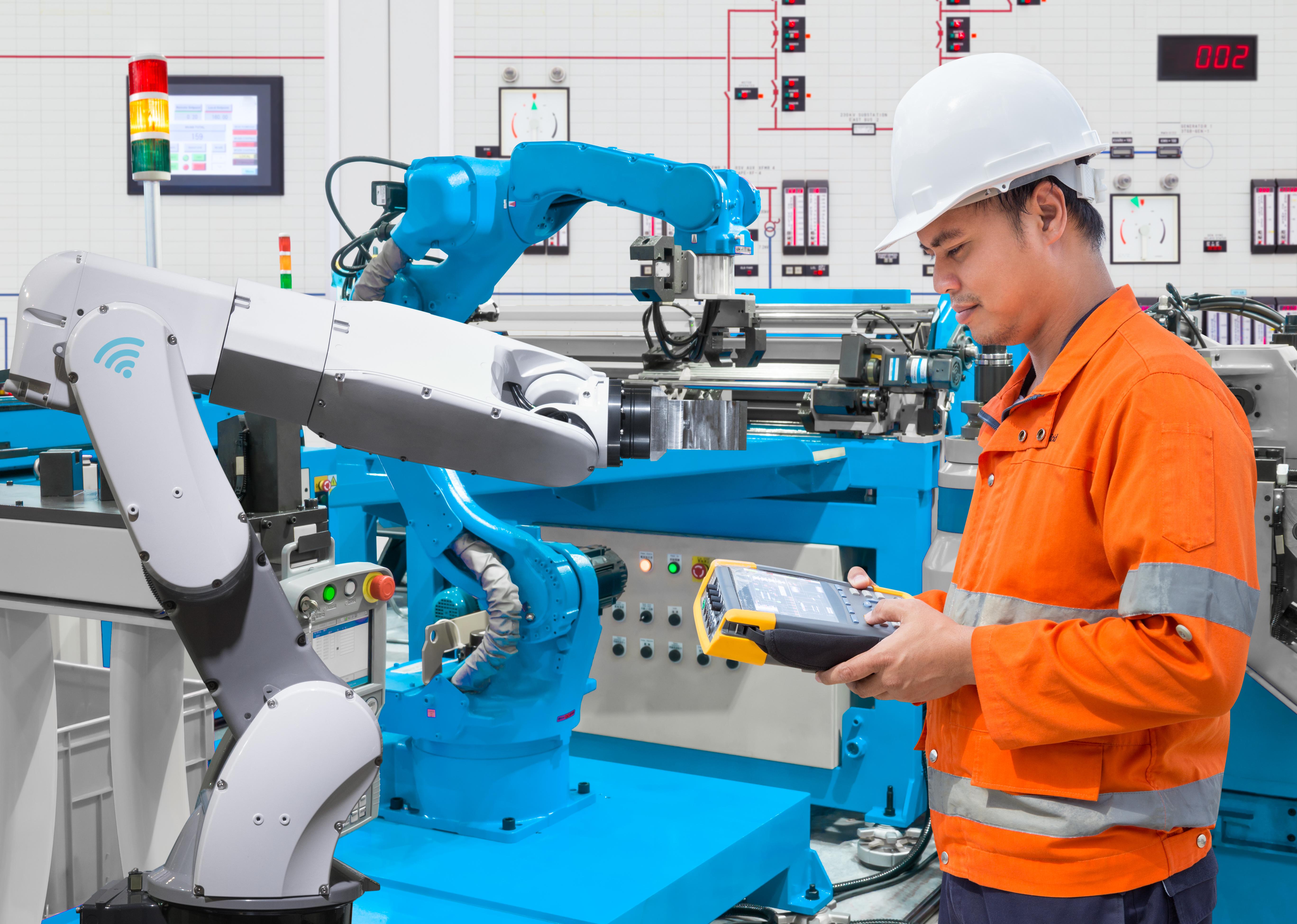 Ingénieur Projets Robotique